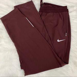 Nike Dri-Fit Running Pants Joggers  Reflective Lrg